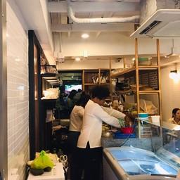 บรรยากาศ Onedee Cafe อารีย์