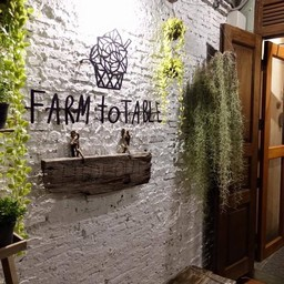 Farm to Table  ไฮด์เอาท์