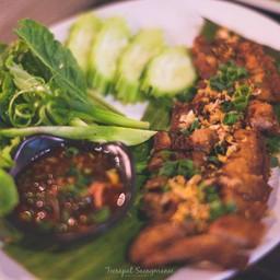เมนูของร้าน Serene Backyard Cafe&Eatery