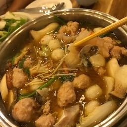 เมนูของร้าน ร้านอาหารแจ่วฮ้อนพะเยา(เจ็ดยอด)