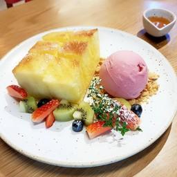 เมนูของร้าน Plieu Cafe นนทบุรี