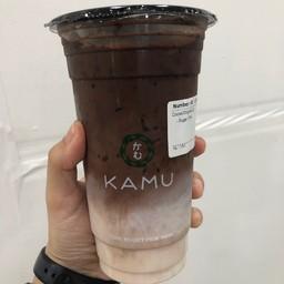 เมนูของร้าน Kamu tea Centerpoint of Siam Square