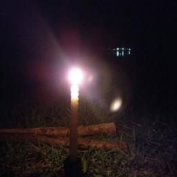 จุดเทียนกันคืนนี้