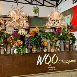 Woo Cafe Art Gallery Lifestyle Shop