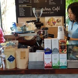 บรรยากาศ Asama Cafe