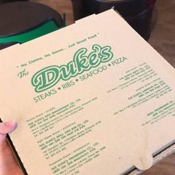 เมนูของร้าน The Duke's พรอมเมนาดา