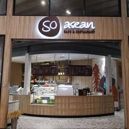 หน้าร้าน SO asean Cafe & Restaurant @ Gateway  เกตเวย์เอกมัย