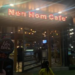 หน้าร้าน NenNom Cafe' - กระเพราหอม พุทธมณฑลสาย 1