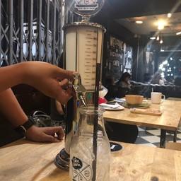 เมนูของร้าน NenNom Cafe' - กระเพราหอม พุทธมณฑลสาย 1