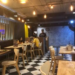 บรรยากาศ NenNom Cafe' - กระเพราหอม พุทธมณฑลสาย 1