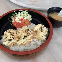 อาหารเจสไตล์ญี่ปุ่น ศรีนครินทร์