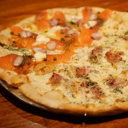 เมนูของร้าน Pizza Pazza