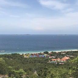 ศาลาชมวิวหาดแสมเกาะล้าน