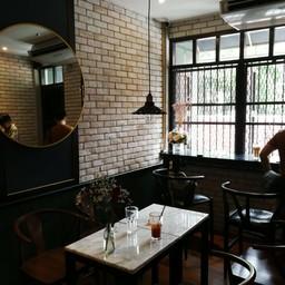 บรรยากาศ JingJing Ice-cream Bar and Cafe