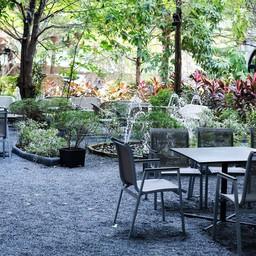 บรรยากาศ The Gardens of Dinsor Palace