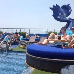 SKY BAR - Siam@Siam Design Hotel Pattaya