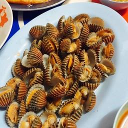 เมนูของร้าน สมศักดิ์ ท่าแฉลบ จันทบุรี