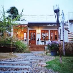 หน้าร้าน Maharak Cafe