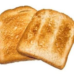 เพิ่ม ขนมปังโทส 1 แผ่น