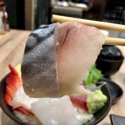 เมนูของร้าน Seiryu Sushi เดอะเมอร์คิวรี่วิลล์ ชิดลม