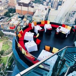 Red Sky Centara Grand at Central World