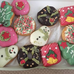 เมนูของร้าน Dunkin' Donuts Seacon Bangkae