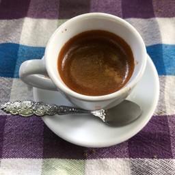 Espresso ร้อน