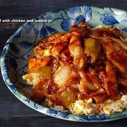 ข้าวผัดเสฉวนไก่