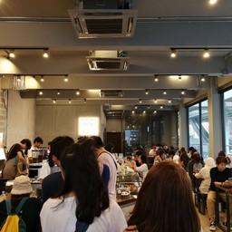 บรรยากาศ Factory Coffee - Bangkok