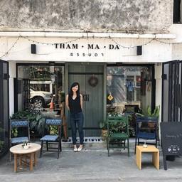 หน้าร้าน Tham.ma.da