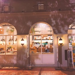 หน้าร้าน White Day Patisserie เดอะเซอร์เคิล ราชพฤกษ์