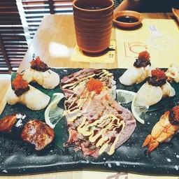 Kabocha Sushi the street รัชดา