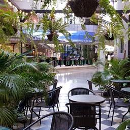 บรรยากาศ Jardin De La Boutique Cafe