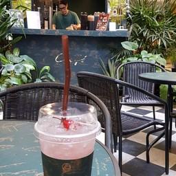 เมนูของร้าน Jardin De La Boutique Cafe