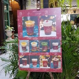 เมนู Jardin De La Boutique Cafe