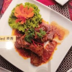 พันโคมอาหารไทย centralwOrld