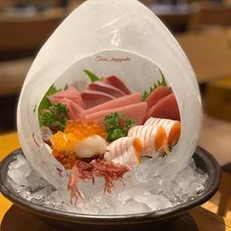 Sashimi Ice Dome