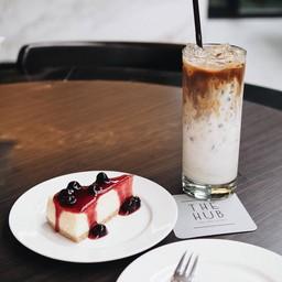 เมนูของร้าน The Hub Cafe and Eatery พระราม 9