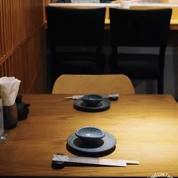 บรรยากาศ Mokusai Japanese Restaurant