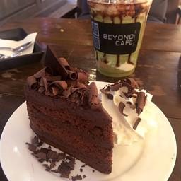 เมนูของร้าน BEYOND CAFE กาแฟ เค้ก อุดรธานี หนองประจักษ์