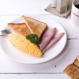 อาหารเช้าอเมริกัน