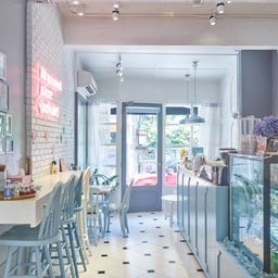บรรยากาศ Little Baker Cafe and Studio
