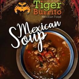 เมนูของร้าน Tiger Burrtio
