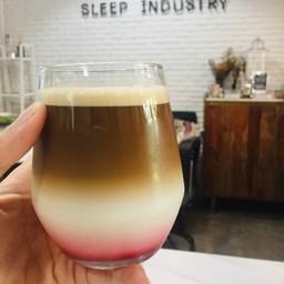 เมนูของร้าน Sleep Industry Bed & Coffee
