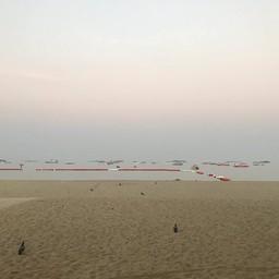 บรรยากาศ หาดพัทยา