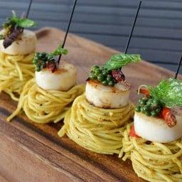 The Panwa Cafe n' Restaurant ภูเก็ตแหลมพันวา