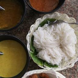 เมนู ขนมจีนเมืองคอน