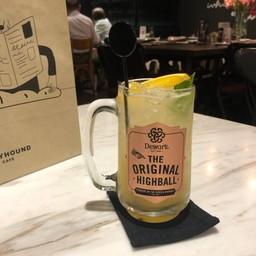 เมนูของร้าน Greyhound café เซ็นทรัล ชิดลม