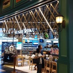 หน้าร้าน Sushi Roku The Promenade