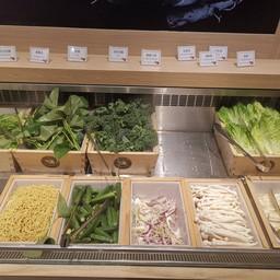 Gyu Jin Shabu Shabu & Sukiyaki 7Fl, I square Shopping Mall , Nathan Rd. , Tsim Tsa Tsui